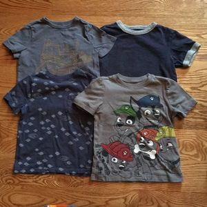 4 2T Old Navy Shirts